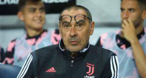 Sarri Milan-Juve