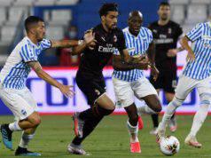 Spal Milan highlights