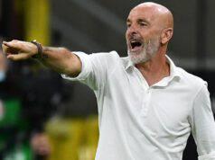 Pioli dichiarazioni Milan Juve
