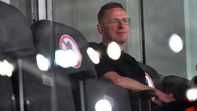 Ralf Rangnick nega accordo Milan