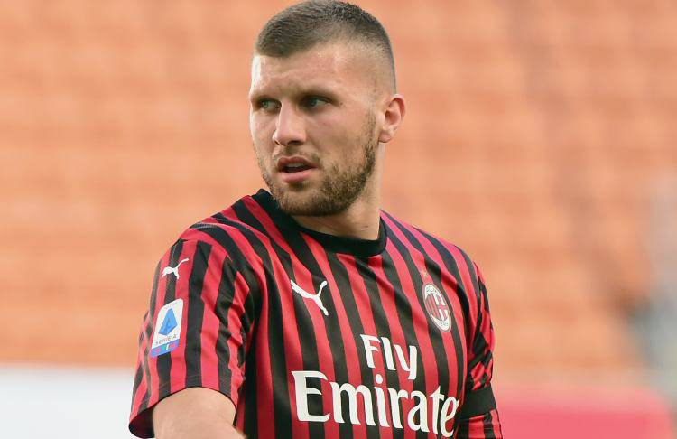 Rebic contratto Milan