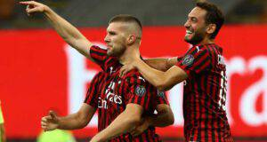 Milan deciso futuro Rebic