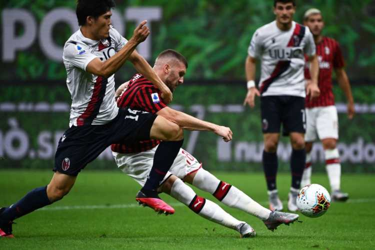 Milan Bologna gol highlights video