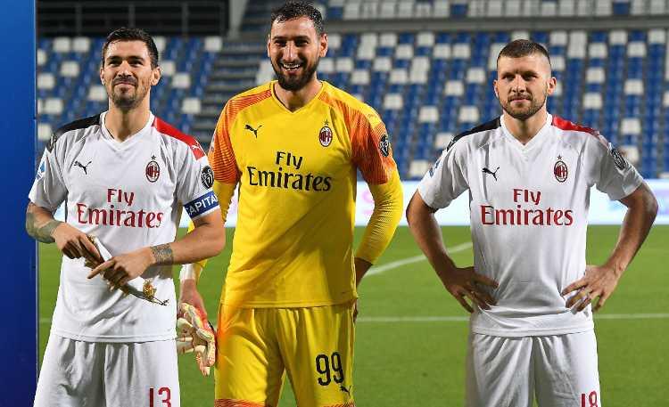 Udinese Milan convocati