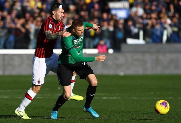 Ilicic assente Milan-Atalanta