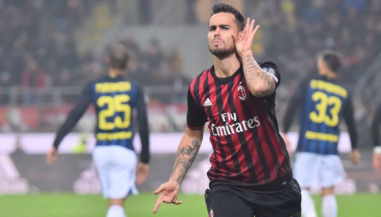 Jesus Suso no rimpianti Milan
