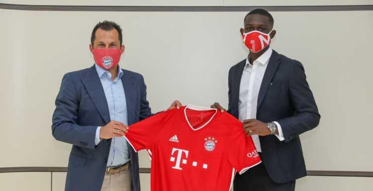Tanguy Kouassi firma col Bayern Monaco