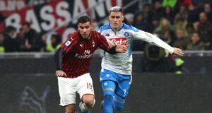 Napoli Milan dove vedere