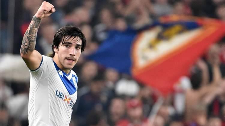 Sandro Tonali ufficialità Milan
