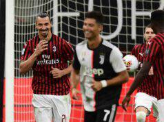 Zlatan Ibrahimovic scudetto milan juve