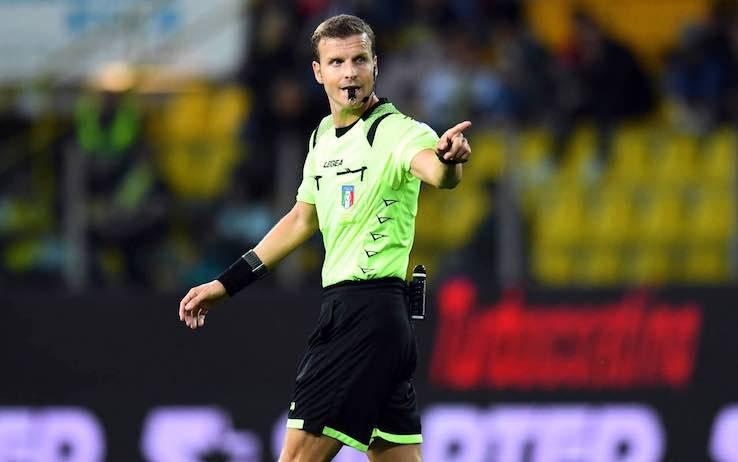 Napoli Milan arbitro