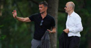 Milan-Maldini addio comunque