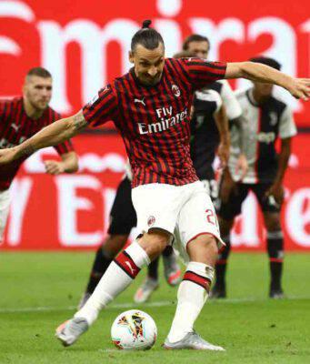 Milan Juventus highlights