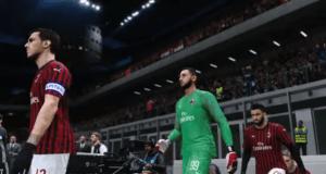 Pes 2021 senza Milan