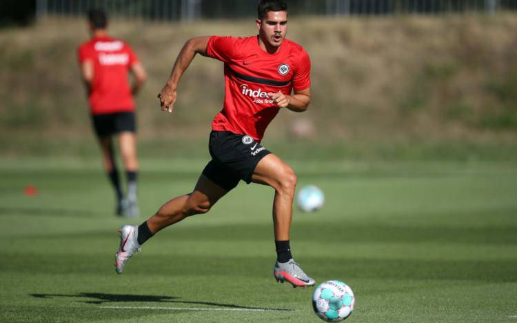 Andre Silva trattativa Eintracht Francoforte
