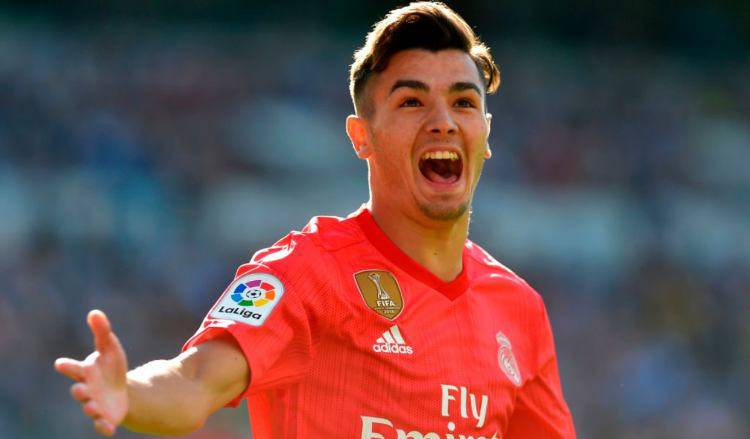 Brahim Diaz accelerata Milan