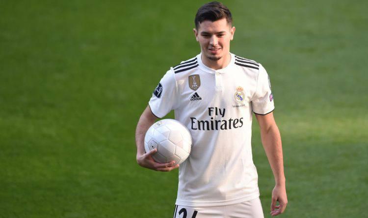 Il Real Madrid rivuole Brahim diaz