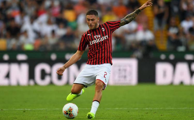 Milan Calabria offerta Cagliari