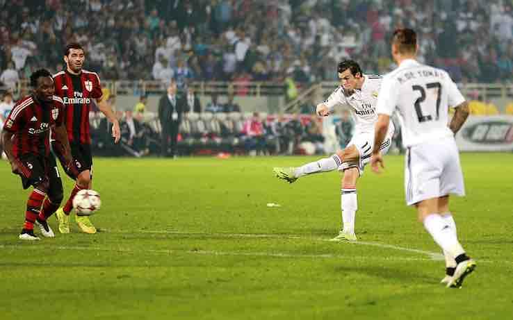 Bale al Milan