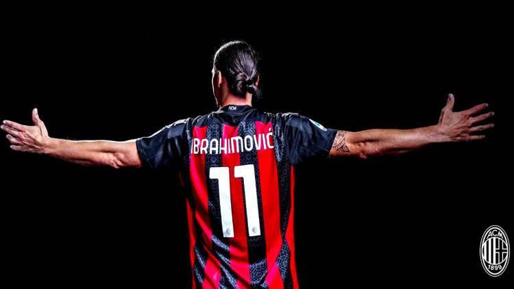 Zlatan Ibrahimovic numero 11