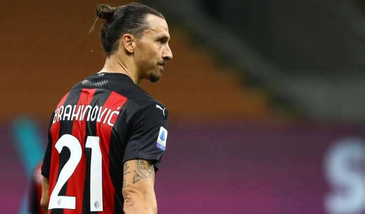 Zlatan Ibrahimovic rinnovo Milan