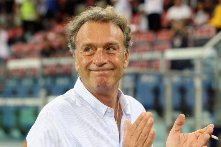 Cellino furioso Inter