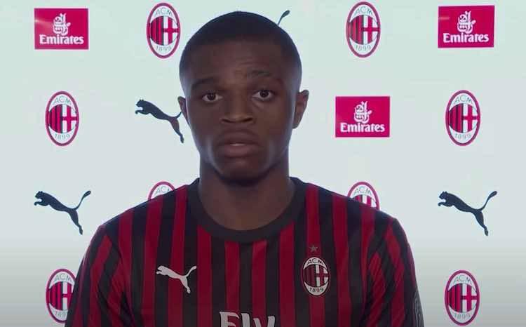 Ufficiale: Milan, preso Kalulu. Contratto fino al 2025
