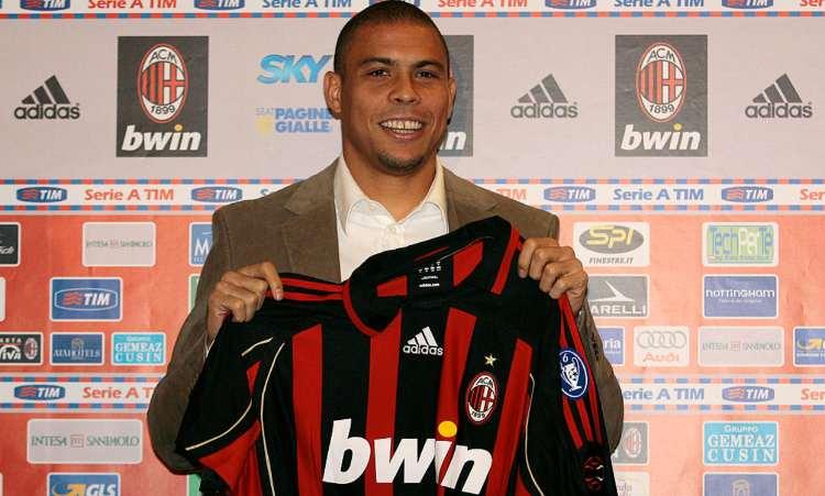 Ronaldo Milan Inter la confessione