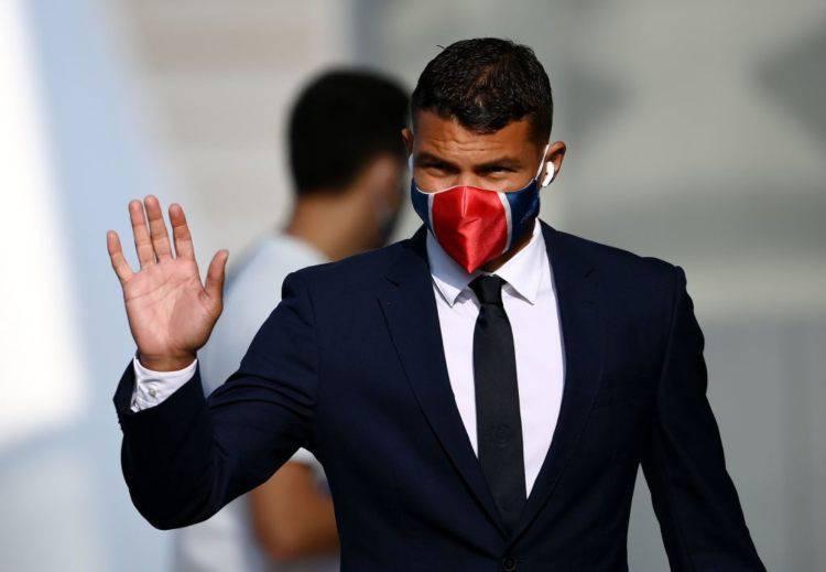 Thiago Silva ritorno Italia