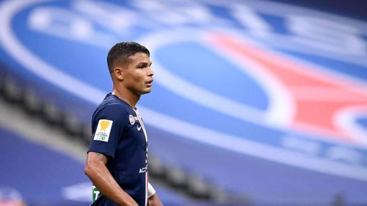 Lazio su Thiago Silva