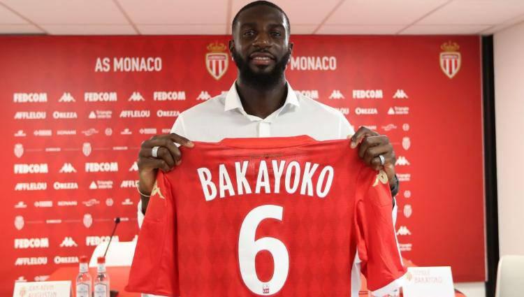 Milan accelera Bakayoko