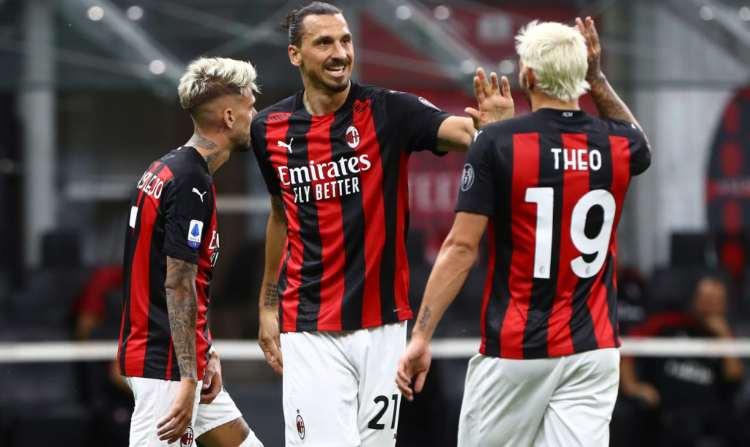Calendario Milan Serie A 2020 2021