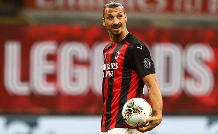 Ibrahimovic firma Milan