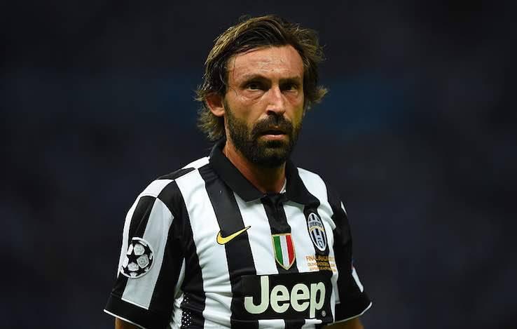 Pirlo nuovo allenatore Juventus