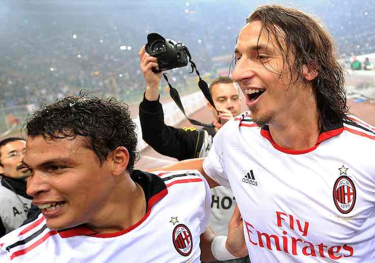 Thiago Silva ritorno Milan