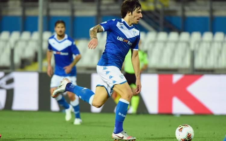 Milan incontro Tonali