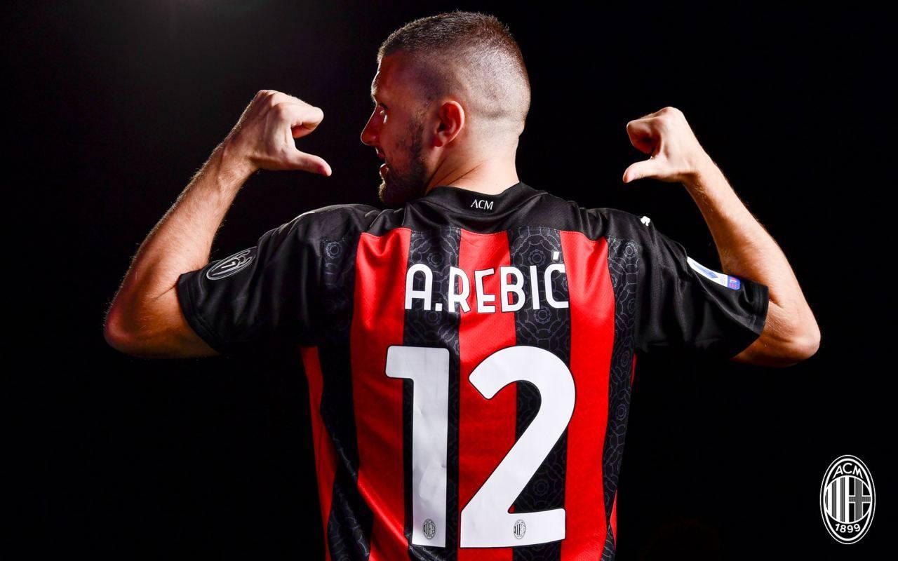 Inter Milan Recupero Rebic Decisione In 48 Ore