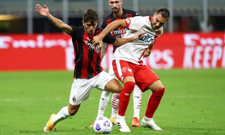 Shamrock Milan formazione rossonera
