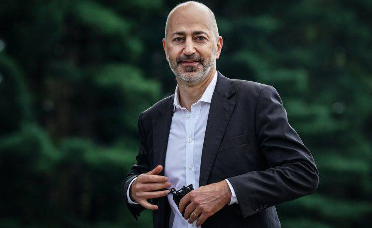 Gazidis intervista BBC