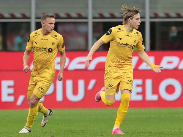 Hauge vuole Milan