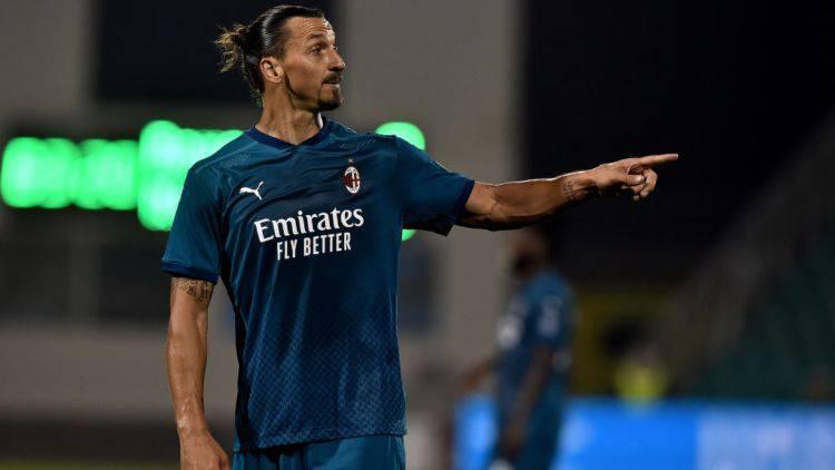 Ibrahimovic maglia Greene Shamrock Milan