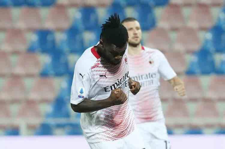 highlights gol video Crotone-Milan