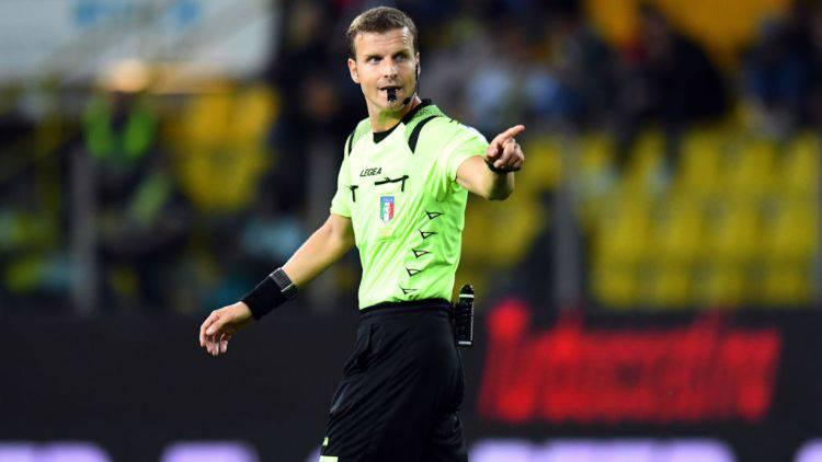 Milan Bologna arbitro La Penna