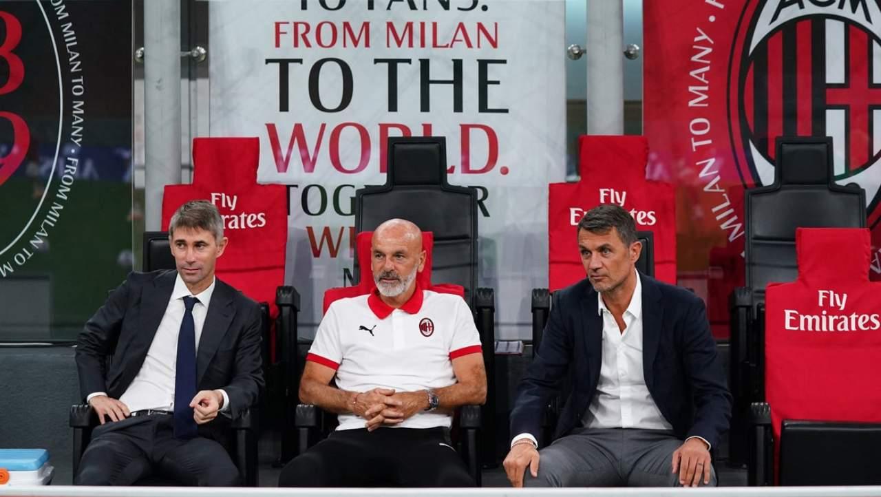 Calciomercato Milan terzino sinistro