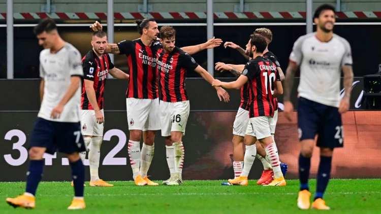 Milan Bologna risultato finale