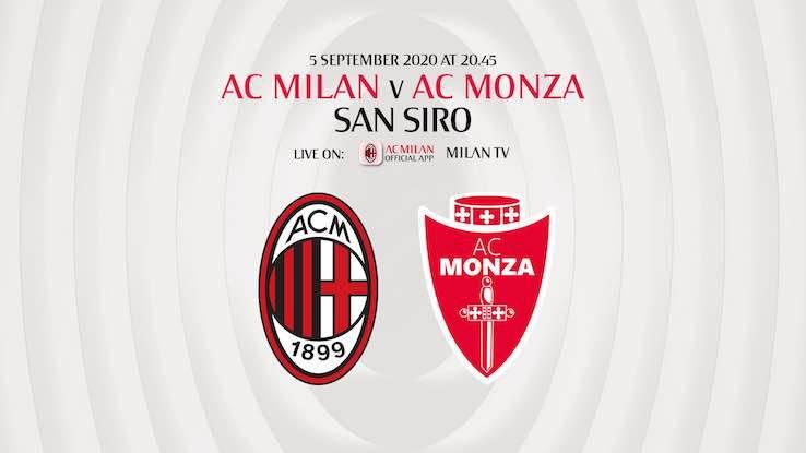 Milan Monza dove vederla tv streaming