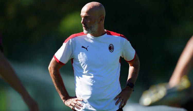 Milan Vicenza formazioni ufficiali