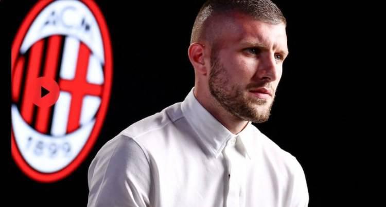 Ante Rebic recupero Inter Milan