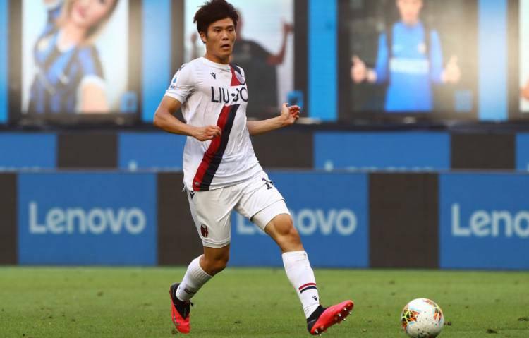 Milan accelerata Tomiyasu