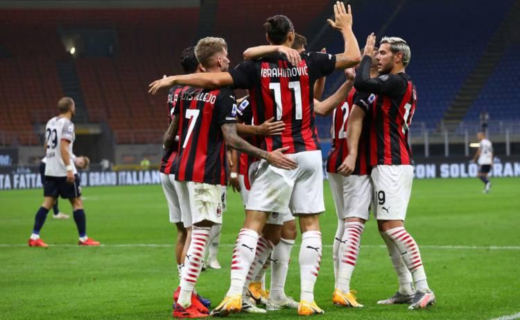 Milan 17 partite senza ko